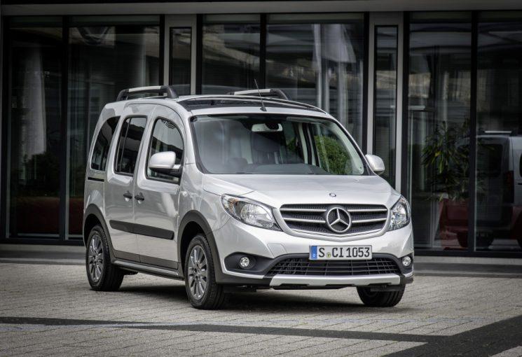Mercedes-benz Vans ha bajado un 10% el precio de la furgoneta citan para reposicionarla en el mercado de vehículos comerciales ligeros.