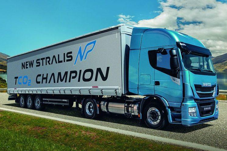 La Asociación Internacional de Gas Natural Vehicular ha premiado a Iveco por sus desarrollo de vehículos de transporte de gas natural.