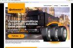 Continental regala Tarjetas Visa por la compra de neumáticos de camión
