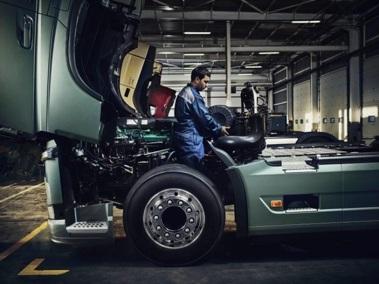 Campaña de mantenimiento Volvo Trucks 2017