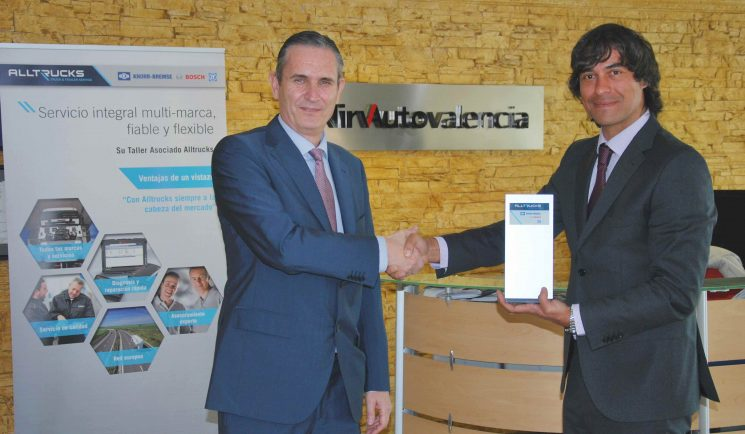 Nirvauto se suma a la red multimarca Alltrucks.