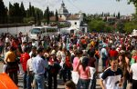Restricciones a vehículos pesados por las fiestas de San Isidro en Madrid