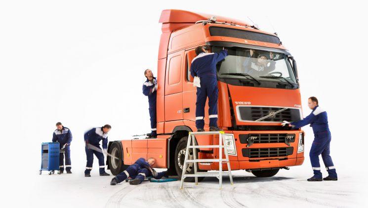 Violvo Trucks lanza la campaña My Service 5+ para camiones de más de cinco años.