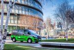 La Ford Transit híbrida enchufable debuta en Londres
