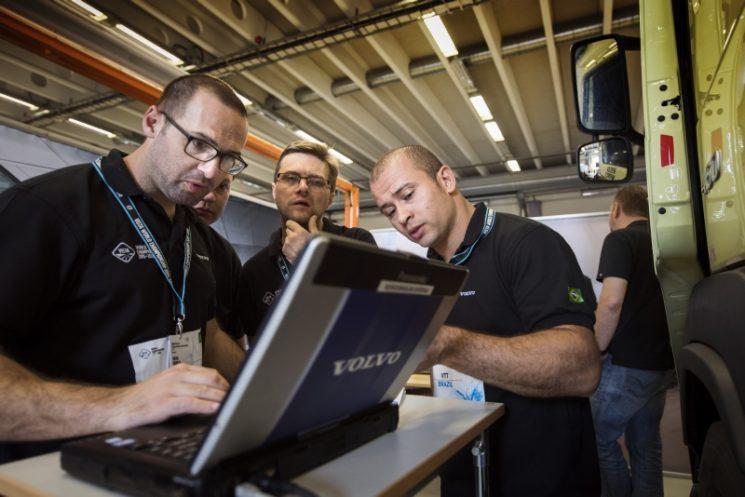 Comienza el periodo de inscripción para la competición VISTA de talleres de Volvo trucks