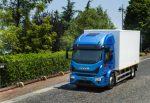 Agosto sube las matriculaciones de camiones