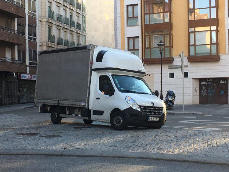 El transporte ligero internacional está liberalizado lo que lleva a una competencia desleal que la Comisión Europea se ha propuesto corregir.