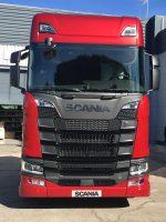 Nuevos motores V8 de Scania