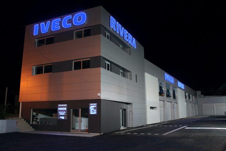 Iveco inaugura concesionario en Tenerife