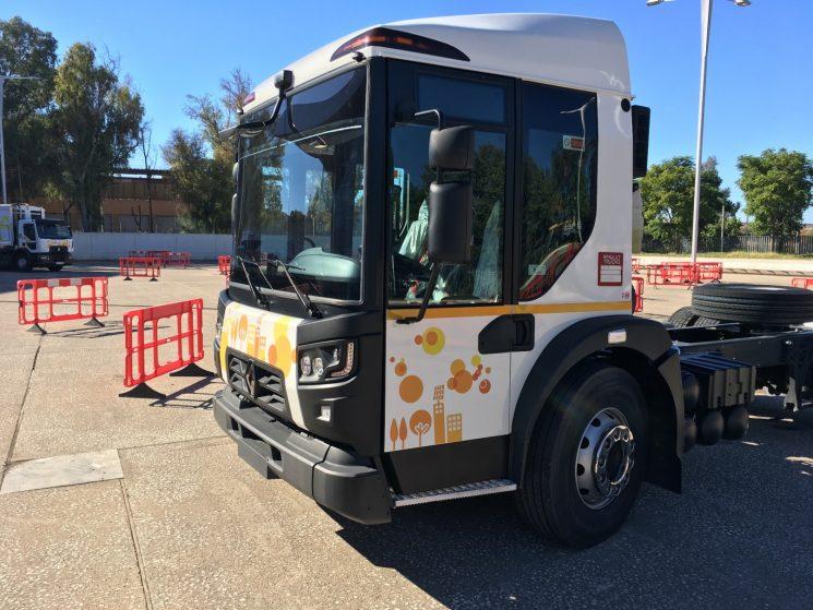 Gama Renault Trucks para el trabajo medioambiental urbano