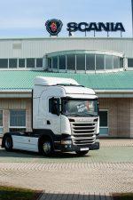 Campaña de vehículos de ocasión Scania con garantía de tres años