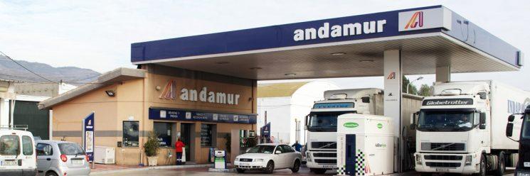 La tarjeta ProEurope de Andamur válida en 160 estaciones de servicio en nueve países europeos.