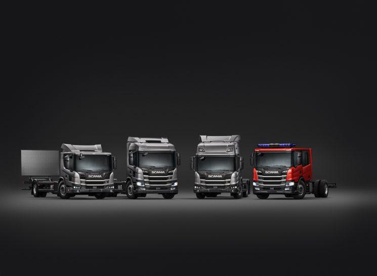 La nueva generación de camiones Scania al completo con la incorporación de la gama L de distribución.
