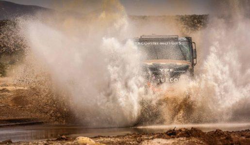 Dakar 2018 camiones: etapas 7, 8 y 9