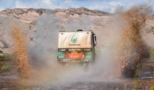 Dakar 2018 camiones: etapa 12