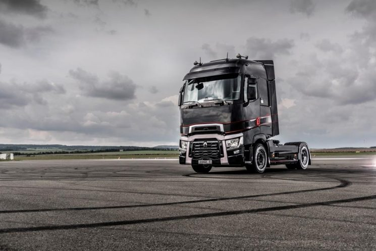El Renault Trucks High Edition premiado por su diseño