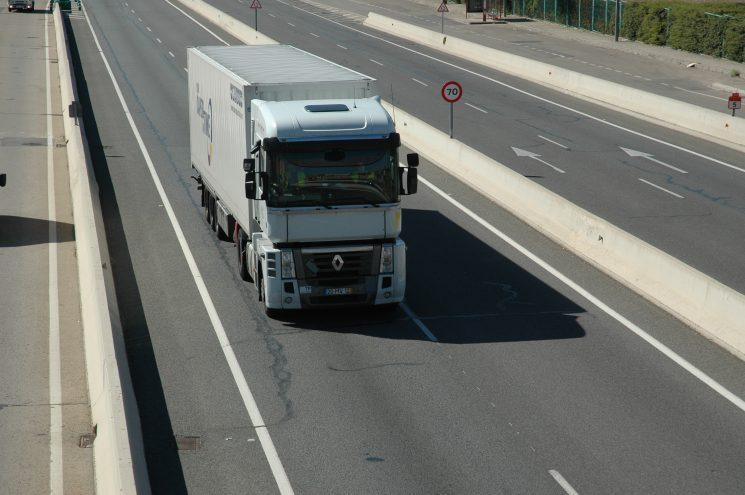 Suben las mercancías transportadas un 10% en el último año.