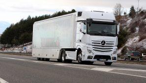 Fomento ha confirmado el mantenimiento de la antigüedad máxima de los camiones en cinco meses en el ROTT.
