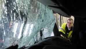 Participa en la encuesta sobre seguridad vial y condiciones de trabajo de los conductores