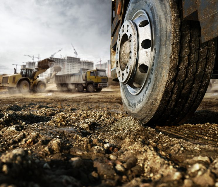 Continental lanza la nueva gama de construcción CrossTrac