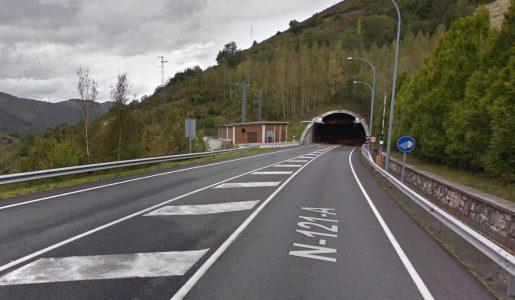 Navarra se contradice y propone restricciones a camiones en la N121