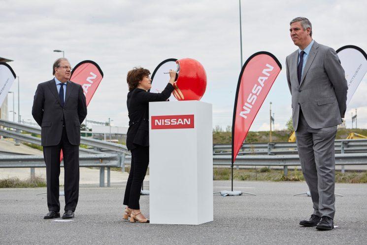 La planta de Nissan en Ávila pasará a ser el centro de producción de recambios para Nissan y Renault.