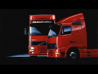 El Volvo FH cumple 25 años.