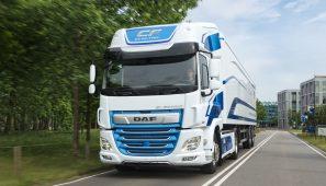 DAF pone en marcha un CF 100% eléctrico a lo largo de este año con clientes.