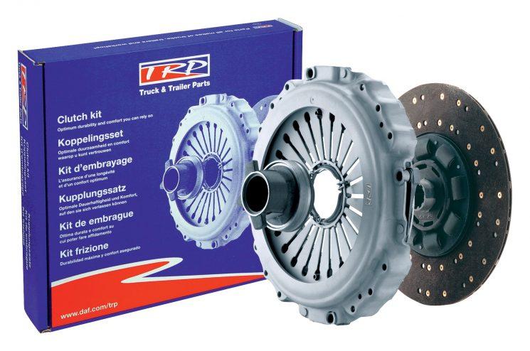 TRP lanza nuevos kits de embrague para todas las marcas de camiones