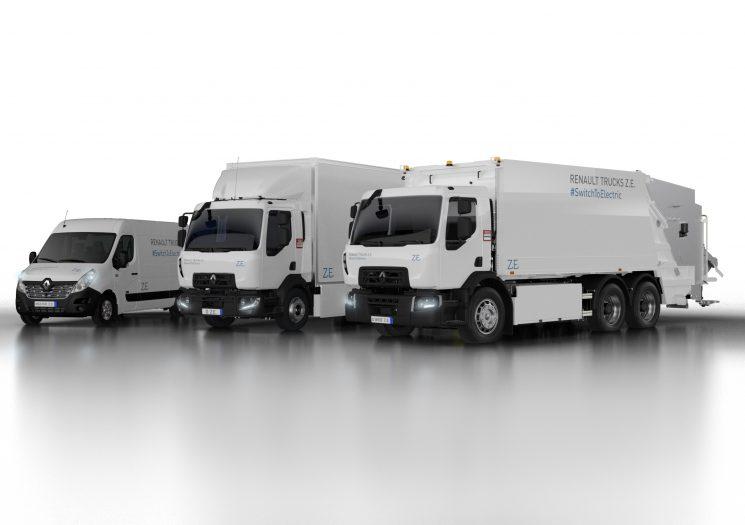 Renautl presenta la segunda generación de su gama 100% eléctrica.