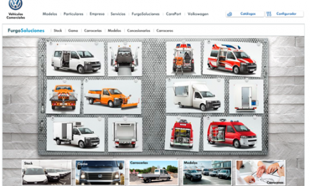 Volkswagen ofrece furgonetas carrozadas en Furgosoluciones.es