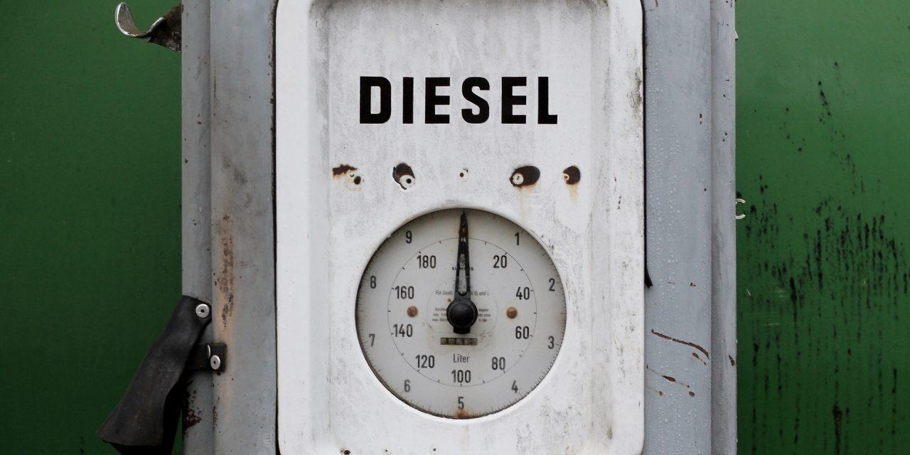 Hasta 2450 euros de gasóleo profesional a partir del 1 de enero de 2019