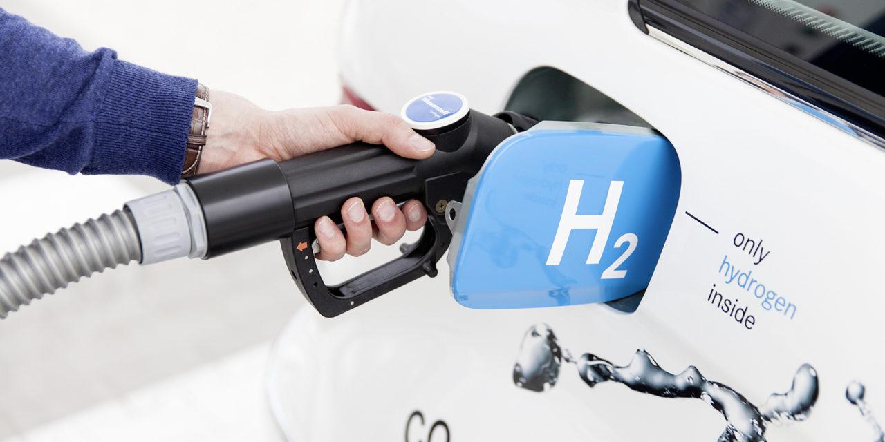 El hidrógeno es el combustible del futuro para el transporte