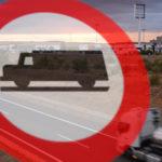 La falta de consideración de la DGT con los camiones
