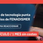 PROGRAMA REACCIONAR para los socios FENADISMER gracias a STRATIO AUTOMOTIVE