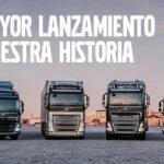Volvo el mayor lanzamiento de la historia