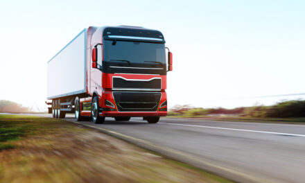Solución para vehículos pesados de Geotab