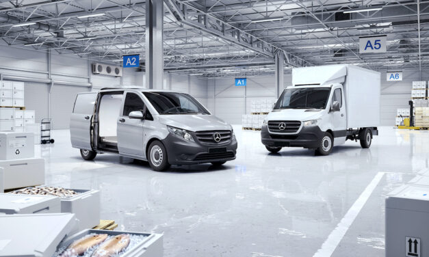 Mercedes-Benz Vans: vehículos comerciales a medida y con entrega inmediata