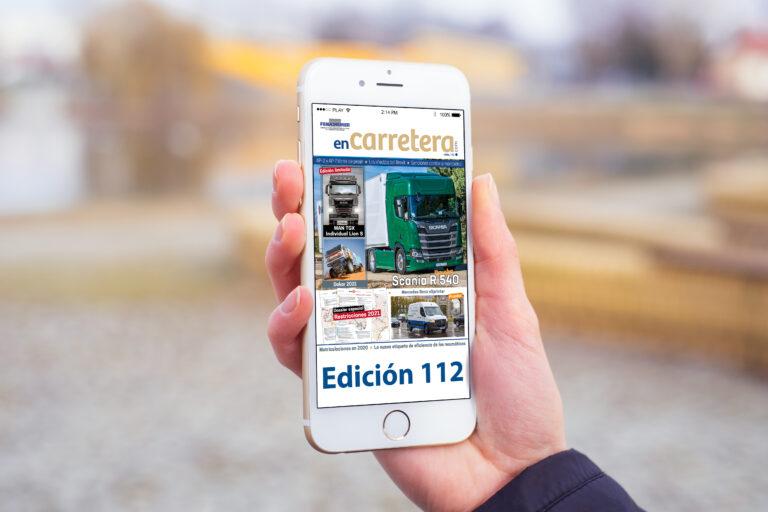 Revista Fenadismer enCarretera. Edición 112