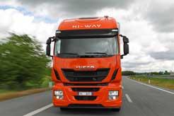 IVECO presenta el nuevo Stralis Hi-Way