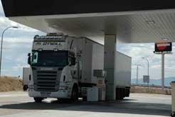 No hay límites para la imposición fiscal sobre los carburantes