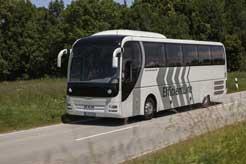 Nuevo motor euro 6 para las renovadas series TG de MAN