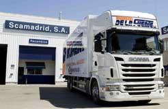 Scania entrega el primer Euro 6 en España