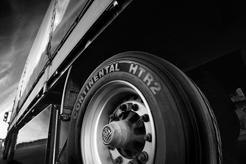 Continental HDC, nuevo neumático para construcción