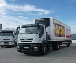 Iveco España reordena su red de distribución