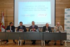 FENADISMER organiza una Jornada sobre el CAP en Logroño