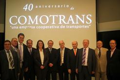 COMOTRANS celebra su 40 aniversario