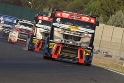 Renault Trucks más cerca del título por equipos en GP