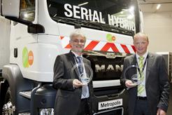 MAN envía medio millar de camiones a Arabia Saudita