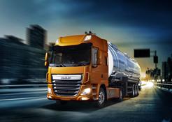 DAF renueva el LF y CF en la línea del XF con nuevos motores Euro 6